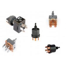 Электрические части кондиционера