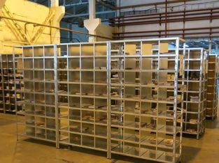 Металлические стеллажи (складские, архивные и бытовые)