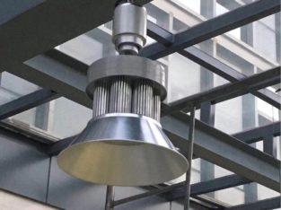 Подъемник (лебедка) для промышленных светильников