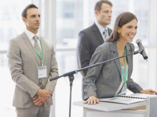 Тренинги по ораторскому искусству, публичным выступлениям, риторика.