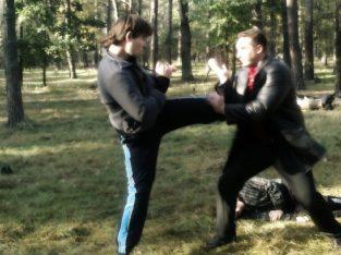 Самооборона, боевое кунг фу, боевое самбо, ножевой бой, бокс, кикбоксинг