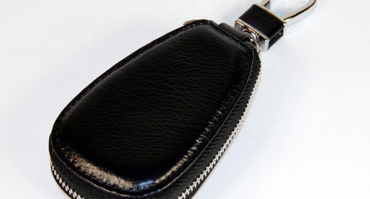 Ключница BMW — брелок кожаный, чехол для ключей