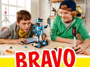 Набор детей на робототехнику LEGO