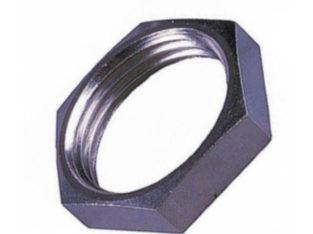 Гайка, стальная контргайка ДУ50 2 дюйма (G2″), сгон + муфта от завода