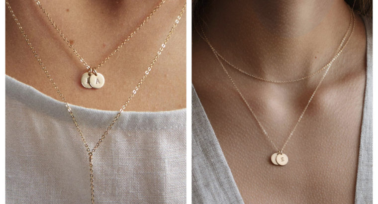 Ожерелье колье намисто подвеска цепочка кулон медальон амулет оберег уникальный подарок золото ланцюжок личная буква