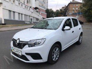 Аренда авто, прокат автомобиля Renault Sandero 2017