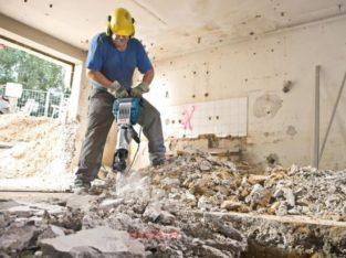 Демонтажные работы любой сложности!